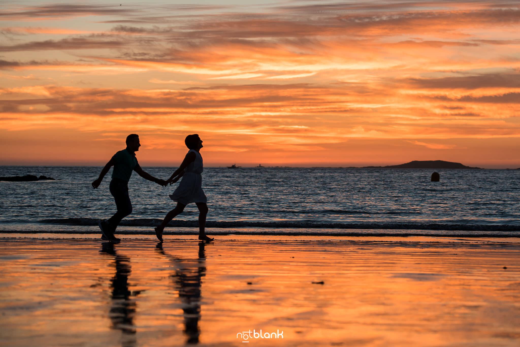 Sesión de fotos preboda en Playa América Nigrán |Fotos preboda Val Miñor Jéssica & Rubén | Fotografos Vigo | Fotografos Ourense | Fotografos Galicia | Fotografos Coruña | Fotografos Santiago |