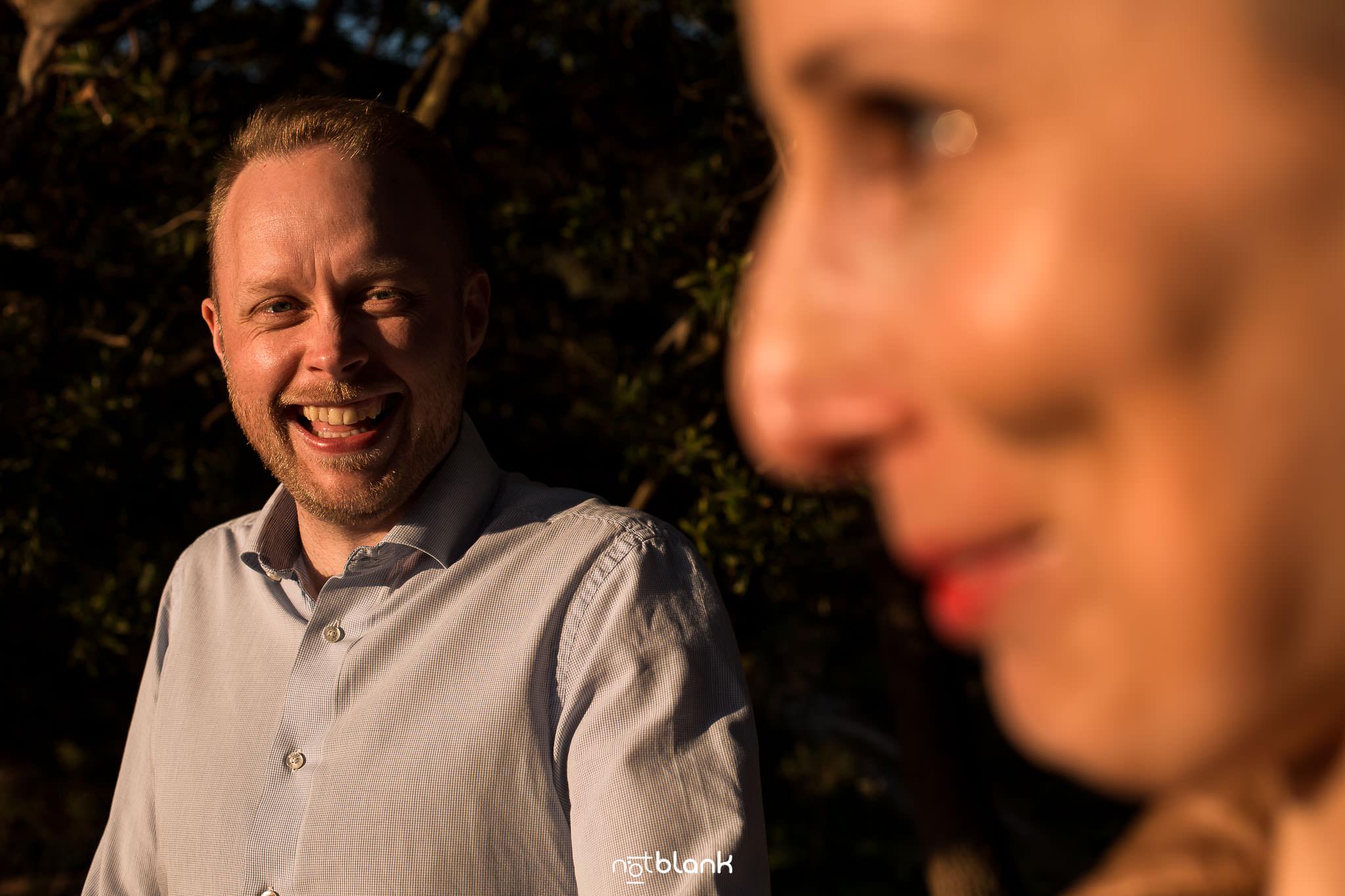 Sesion de preboda con Maite & David en el Monte Aloia de Tui, Pontevedra, realizado por los fotografos de boda de Pontevedra Notblank