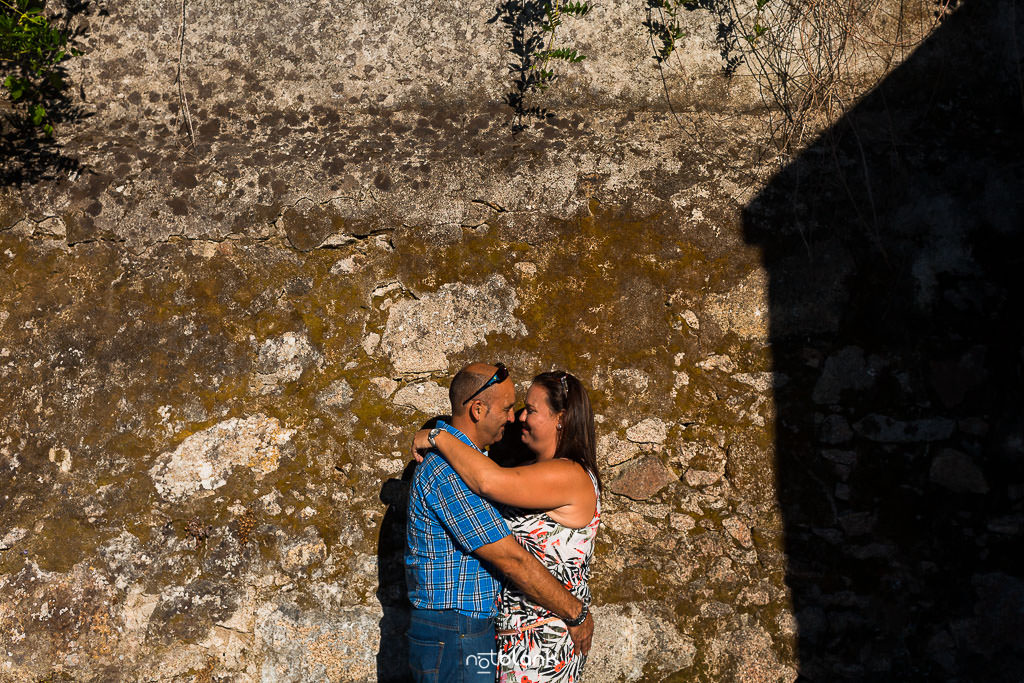 Sesión Preboda de María & José | Lugares más habituales dónde hacer fotos preboda en galicia | Reportaje realizado por los fotógrafos de boda en Galicia Notblank