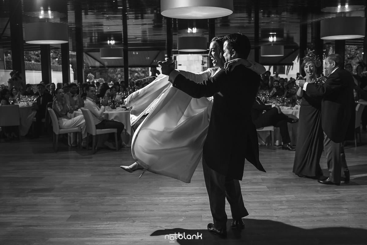 Fotógrafo de boda. Reportaje sin posados