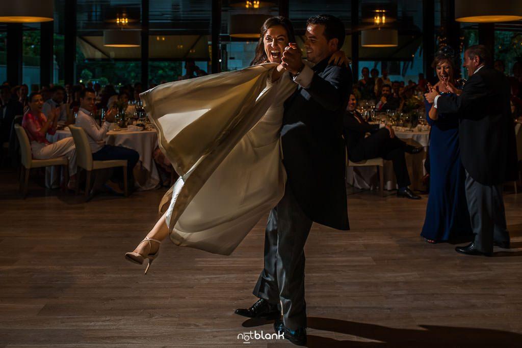 Escoger Al Dj De Tu Enlace Nupcial | Baile De Los Novios En Pazo El Castriño