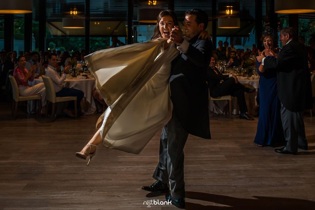 Elegir El Dj De Tu Boda | Baile De Los Novios En Pazo El Castriño