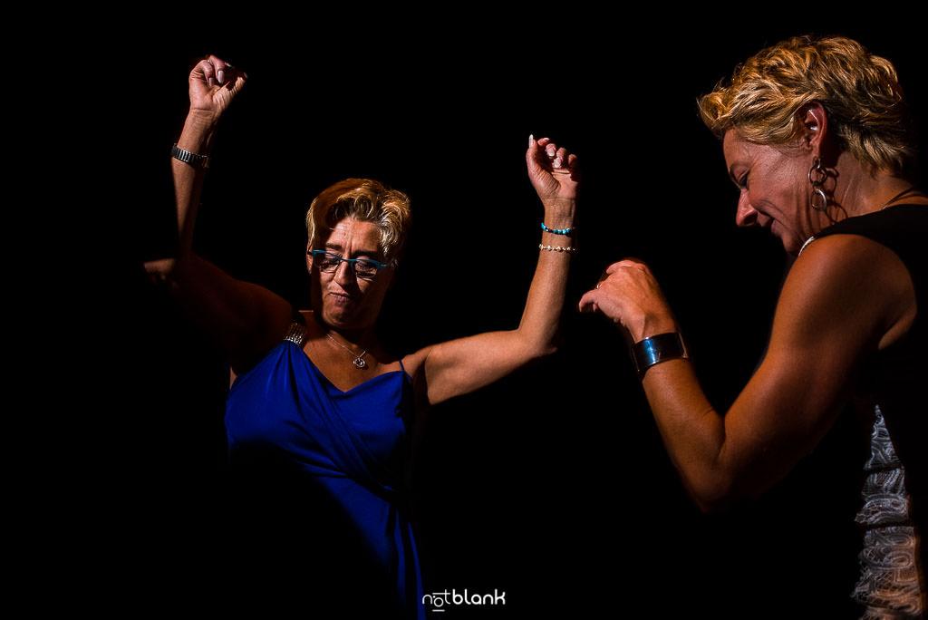 Elegir El Dj De Tu Boda | Señoras Bailando En Pazo Señorans