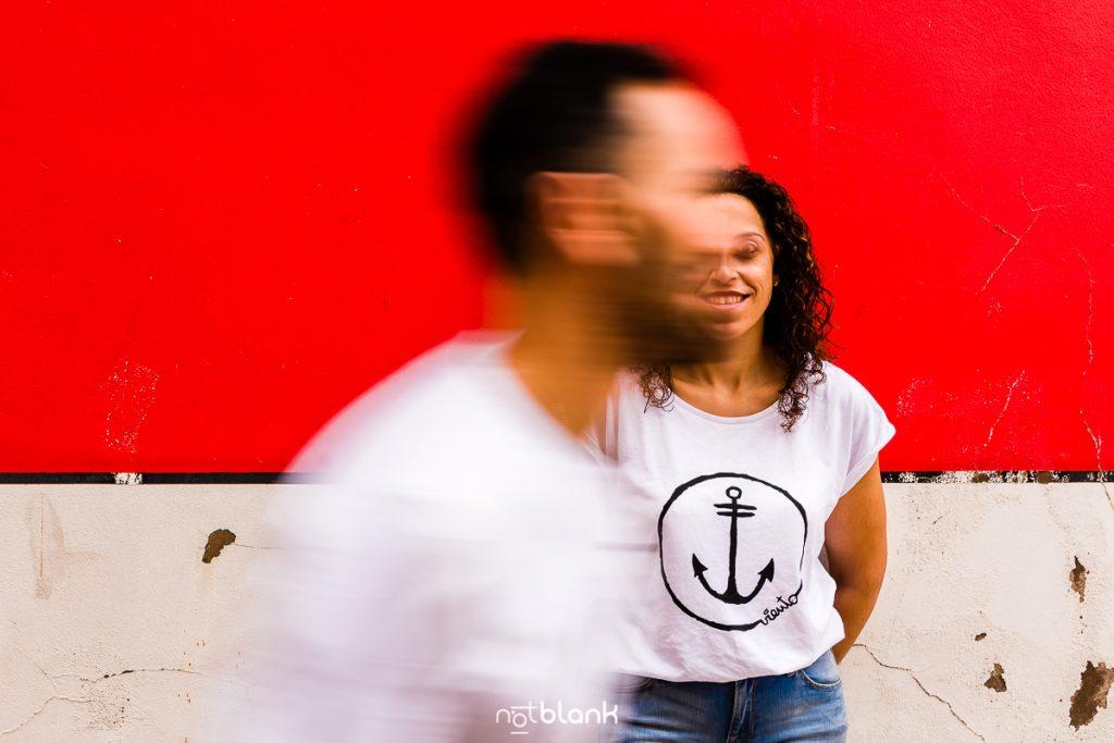 Sesión de fotos de pareja en Ribadesella